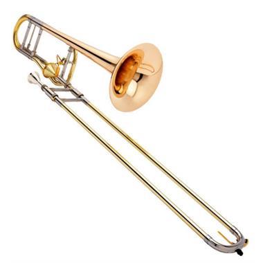 XO 1236RL-T B-flat/F tenor trombone (lacquer) thumbnail