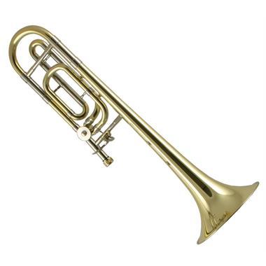 Vincent Bach 36B B-flat/F tenor trombone (lacquer) thumbnail