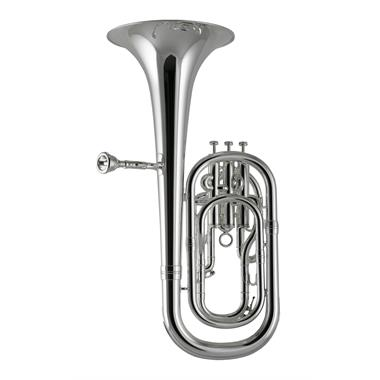 Besson Sovereign 955 baritone (silver) thumbnail
