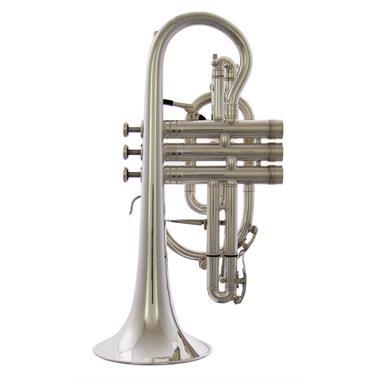 Geneva Symphony B-flat cornet (silver) thumbnail