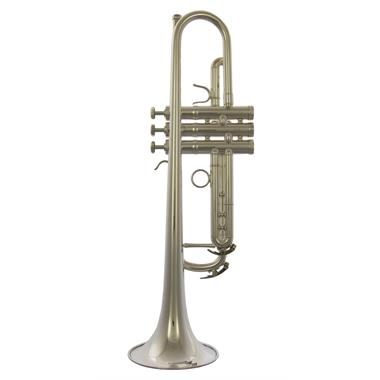 Schagerl Academica TR620S B-flat trumpet (silver) thumbnail