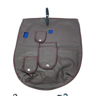 Catelinet E-flat tuba half cover (brown) thumbnail