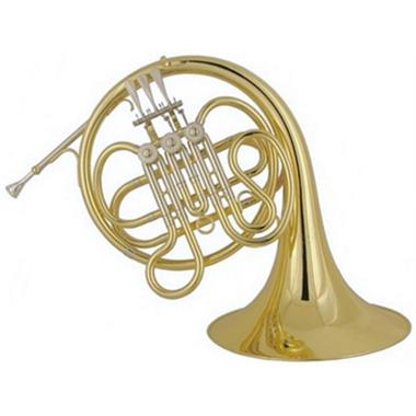 Elkhart 100BFH French horn (lacquer) thumbnail