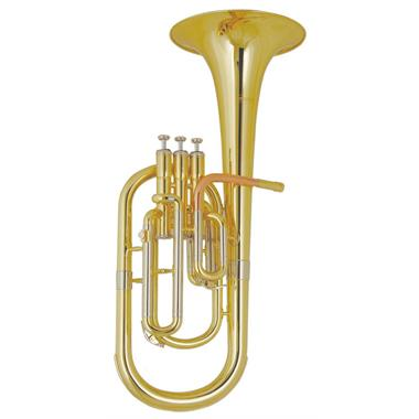 [Ex-Demo] Elkhart 100TH tenor horn (lacquer) thumbnail