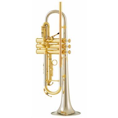 Geneva CB Legacy B-flat trumpet (silver) thumbnail