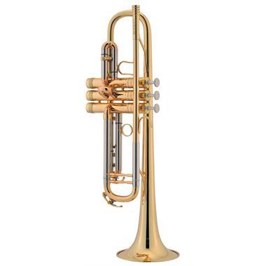 Geneva Rod Franks B-flat trumpet (lacquer) thumbnail