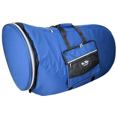 Mr Tuba BB-flat tuba gigbag (blue) thumbnail