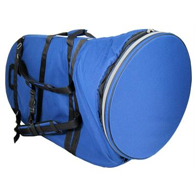 Mr Tuba BB-flat tuba gigbag (blue) thumbnail