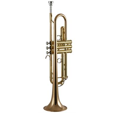 Yamaha YTR-5335G B-flat trumpet (lacquer) thumbnail