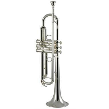 Yamaha YTR5335GS B-flat trumpet (silver) thumbnail