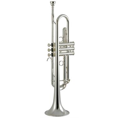 Yamaha YTR-5335GS B-flat trumpet (silver) thumbnail