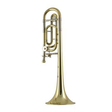 Bach Stradivarius 36B B flat/F tenor trombone (lacquer) thumbnail