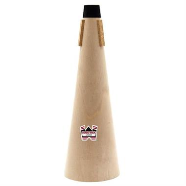 [Factory second] Denis Wick bass trombone wooden straight mute thumbnail