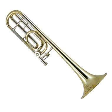 Conn 88HY B flat/F tenor trombone (lacquer) thumbnail