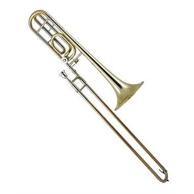 Conn 88HY B-flat/F tenor trombone (lacquer) thumbnail