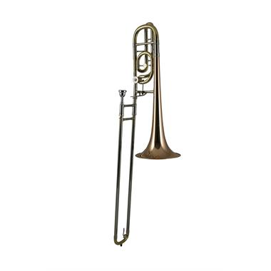 Holton TR183 single rotor bass trombone (lacquer) thumbnail