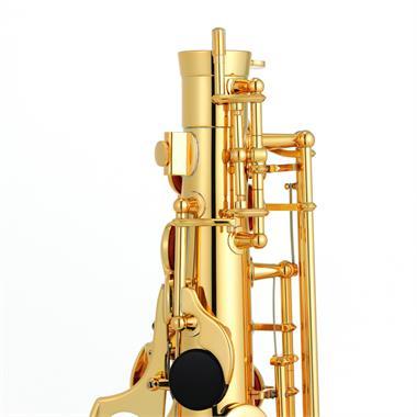 Yamaha YAS-480 alto saxophone (lacquer) thumbnail