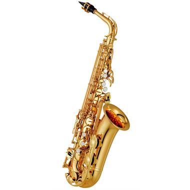 Yamaha YAS-280 alto saxophone (lacquer) thumbnail
