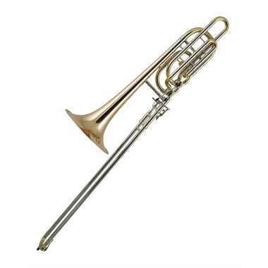 Holton TR181 twin rotor bass trombone (lacquer) thumbnail