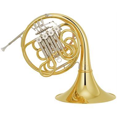 Yamaha YHR-671D French horn thumbnail