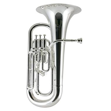 Besson International 767 euphonium (silver) thumbnail