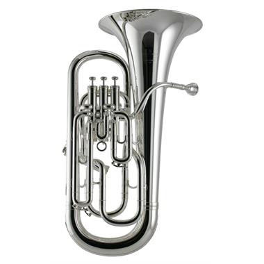 Besson Sovereign BE967-2 euphonium (silver) thumbnail