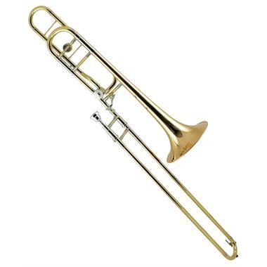 Yamaha YSL-882GO B-flat/F tenor trombone thumbnail