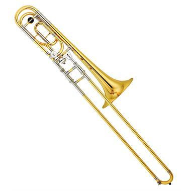 Yamaha Xeno YSL-882 B-flat/F tenor trombone thumbnail