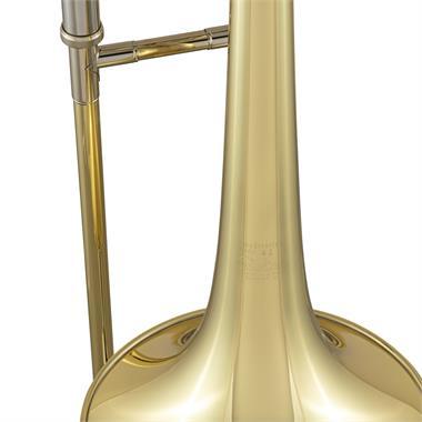 Vincent Bach 42BO B-flat/F tenor trombone thumbnail