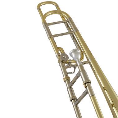 [Ex-demo] Vincent Bach 42BO B-flat/F tenor trombone thumbnail