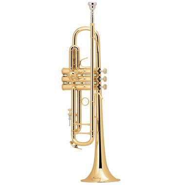 Vincent Bach LT18072 B-flat trumpet (lacquer) thumbnail