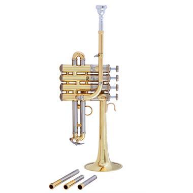 Vincent Bach AP190 piccolo trumpet (lacquer) thumbnail