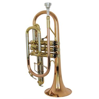 Catelinet Cadet CCR14T B-flat cornet (lacquer) thumbnail