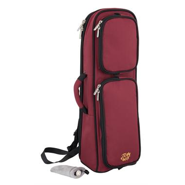 Tom & Will trumpet gigbag (burgundy) thumbnail