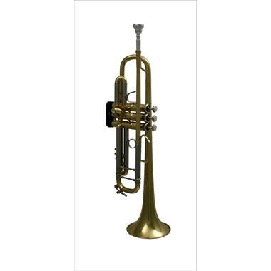 Bach Stradivarius 180ML37 B flat trumpet (lacquer) thumbnail