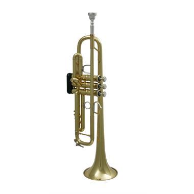 Bach Stradivarius 180ML43RLG B flat trumpet (lacquer) thumbnail