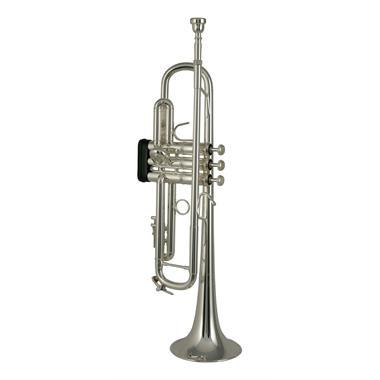 Bach Stradivarius 180ML43SRLG B flat trumpet (silver) thumbnail