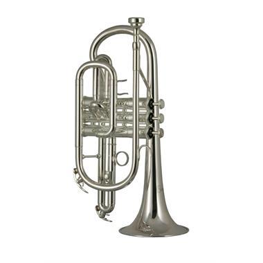 Catelinet CCR12S B-flat cornet (silver) thumbnail