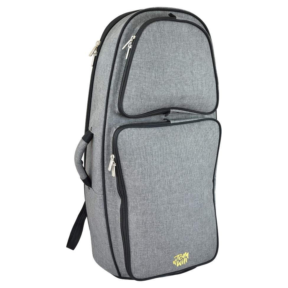 Tom & Will euphonium gigbag (grey) Thumbnail Image 0