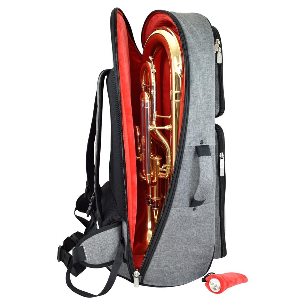 Tom & Will euphonium gigbag (grey) Thumbnail Image 4
