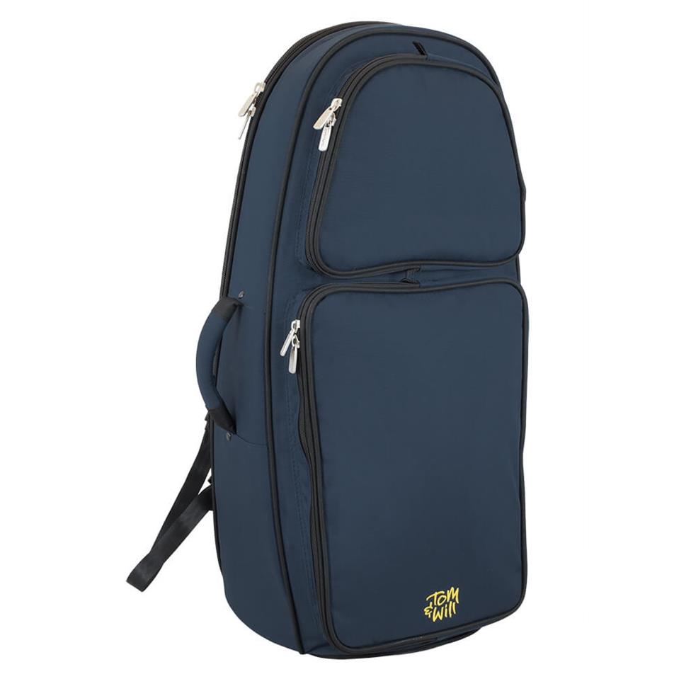 Tom & Will euphonium gigbag (blue) Thumbnail Image 0