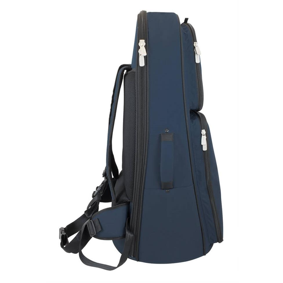 Tom & Will euphonium gigbag (blue) Thumbnail Image 2