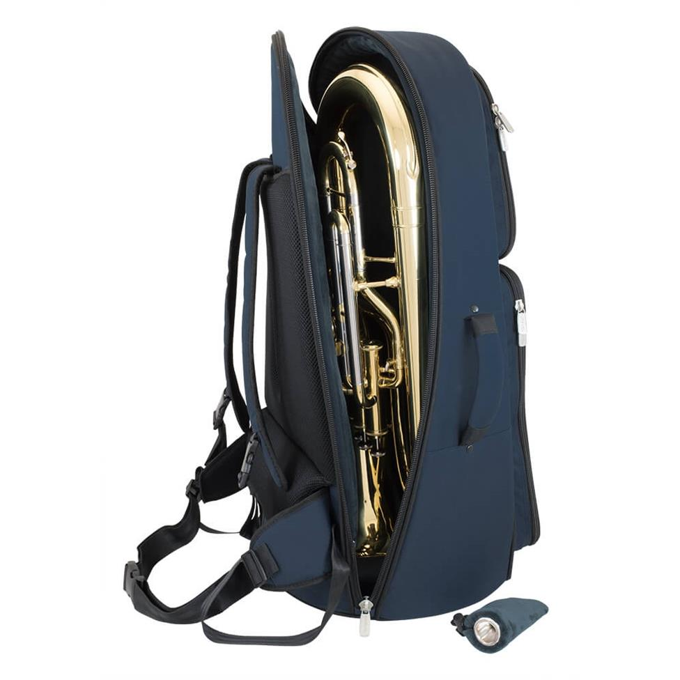 Tom & Will euphonium gigbag (blue) Thumbnail Image 4