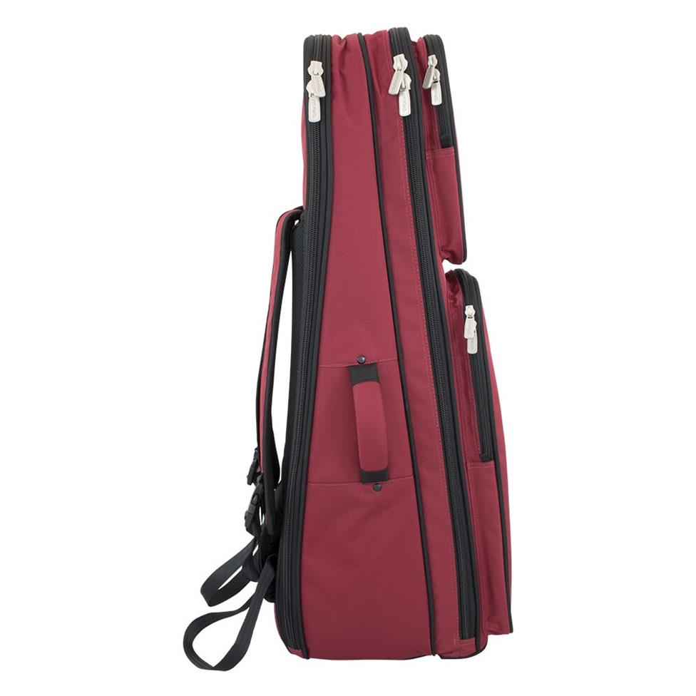 Tom & Will tenor trombone gigbag (burgundy) Thumbnail Image 2