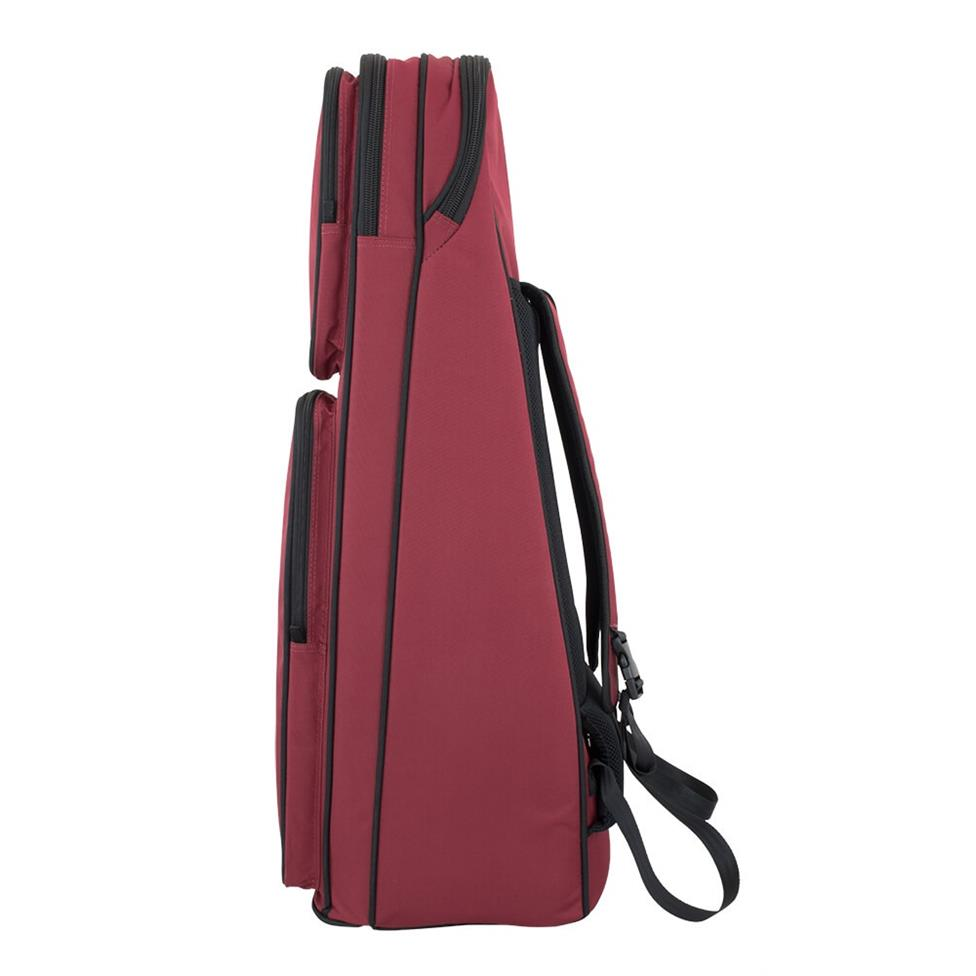Tom & Will tenor trombone gigbag (burgundy) Thumbnail Image 3