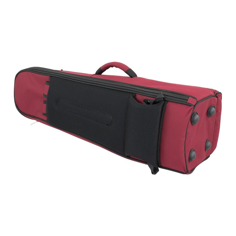 Tom & Will tenor trombone gigbag (burgundy) Thumbnail Image 5