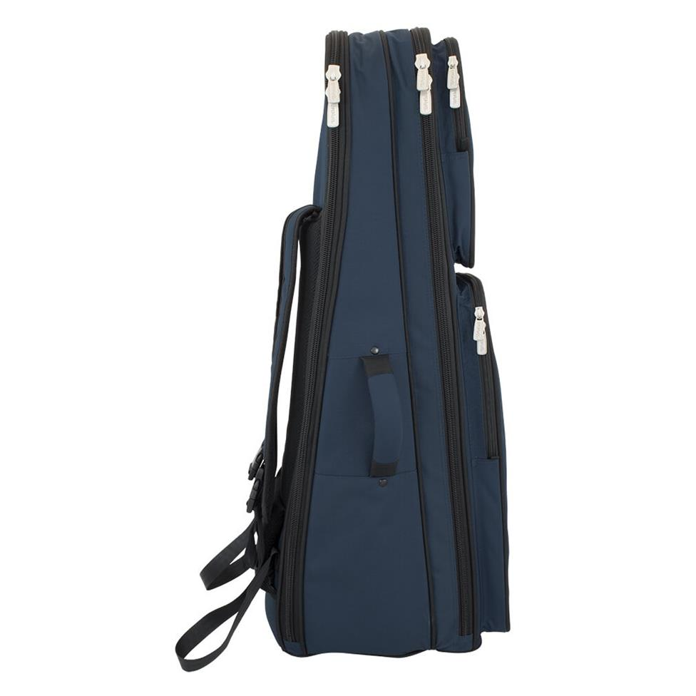 Tom & Will tenor trombone blue gig bag Thumbnail Image 2