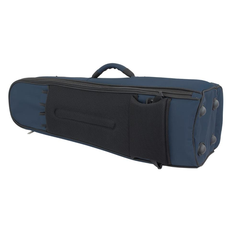 Tom & Will tenor trombone blue gig bag Thumbnail Image 5