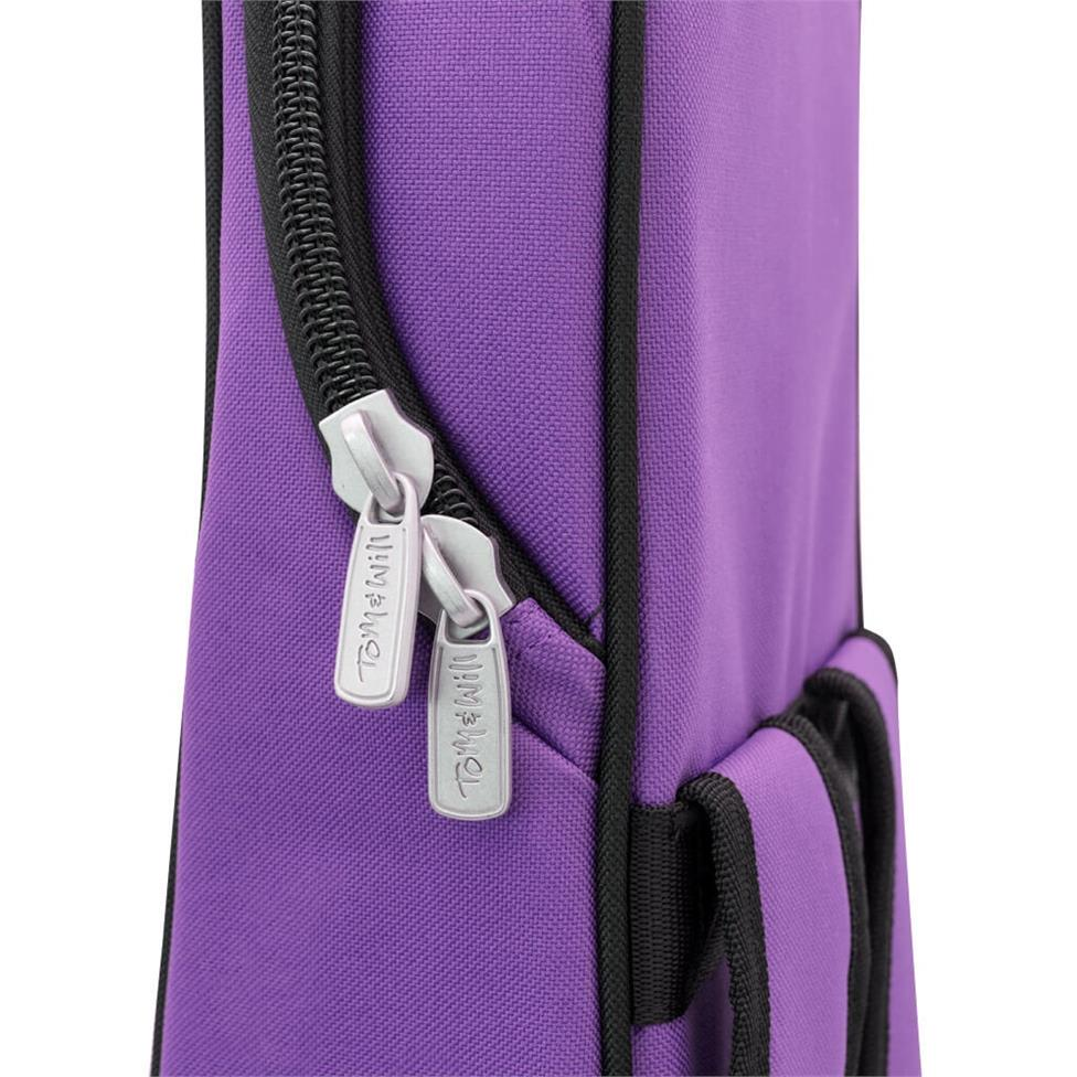 Tom & Will pBone tenor trombone gigbag (purple) Thumbnail Image 3