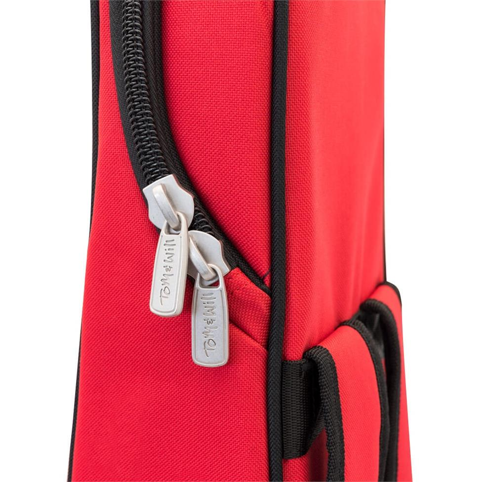 Tom & Will pBone tenor trombone gigbag (red) Thumbnail Image 3